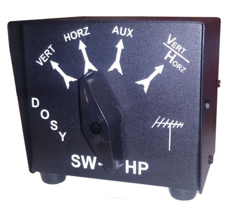 High Powered Antenna Selector Switch