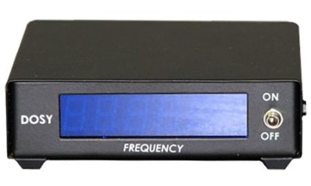 Frequency Counter - Range from 0.5 MHz to 50 MHz